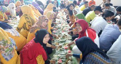 Makan Bersama Warga Sekolah