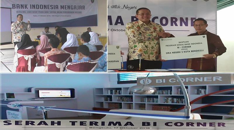 Bantuan Bank Inonesia BI-CORNER